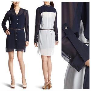 Anthro• Greylin Shirt Dress